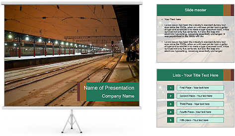0000083045 PowerPoint Template