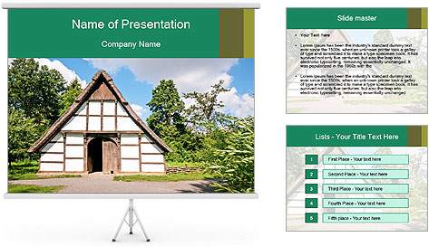 0000083048 PowerPoint Template