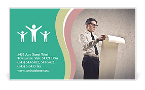 0000083051 Business Card Template