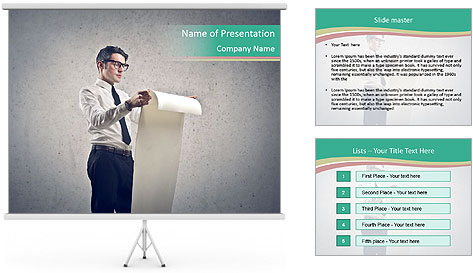 0000083051 PowerPoint Template