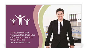 0000083054 Business Card Template