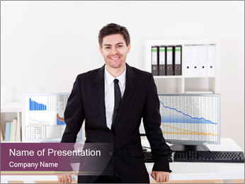 0000083054 PowerPoint Template - Slide 1