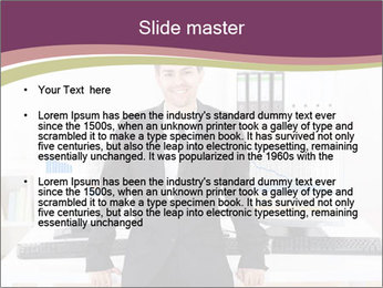 0000083054 PowerPoint Template - Slide 2