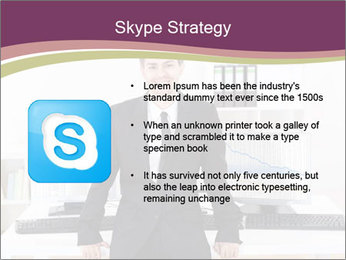 0000083054 PowerPoint Template - Slide 8