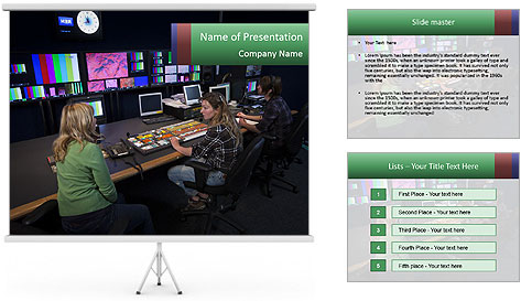 0000083064 PowerPoint Template
