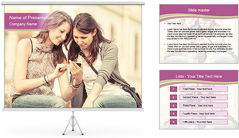 0000083071 PowerPoint Template