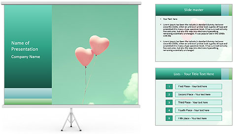0000083077 PowerPoint Template