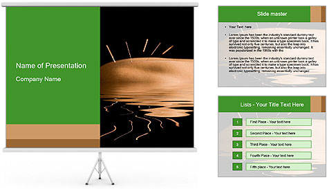 0000083092 PowerPoint Template