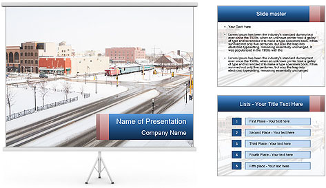 0000083100 PowerPoint Template
