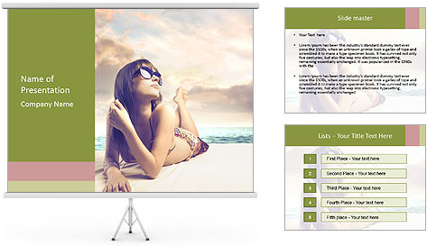 0000083106 PowerPoint Template