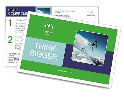 0000083109 Postcard Template