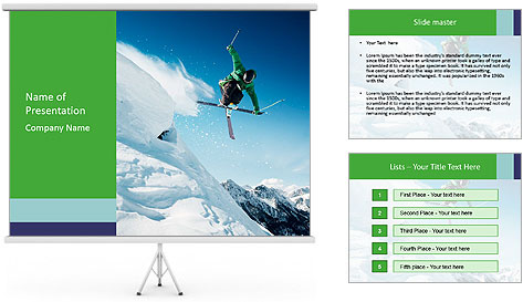 0000083109 PowerPoint Template