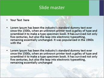 0000083109 PowerPoint Templates - Slide 2