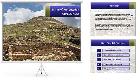 0000083119 PowerPoint Template