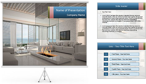 0000083125 PowerPoint Template