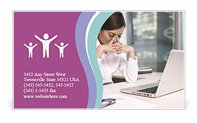 0000083149 Business Card Template