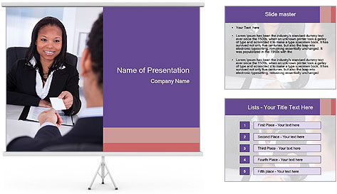 0000083158 PowerPoint Template