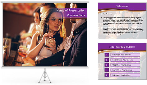 0000083164 PowerPoint Template