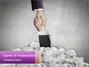 0000083173 PowerPoint Template - Slide 1