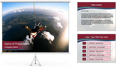 0000083185 PowerPoint Template