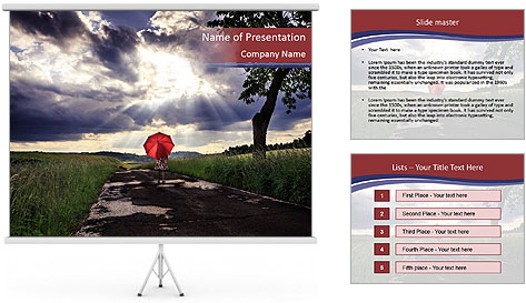 0000083189 PowerPoint Template