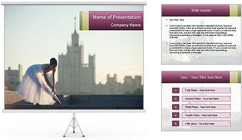 0000083190 PowerPoint Template
