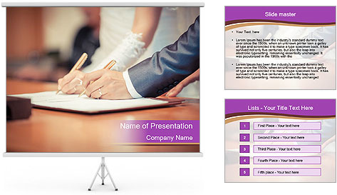 0000083195 PowerPoint Template