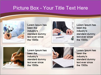 0000083195 PowerPoint Template - Slide 14