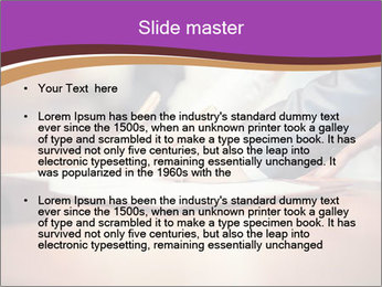 0000083195 PowerPoint Templates - Slide 2