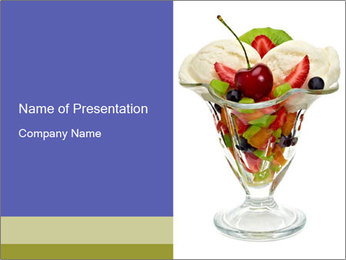 0000083200 PowerPoint Template - Slide 1