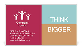 0000083205 Business Card Template