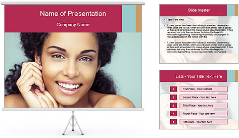 0000083205 PowerPoint Template