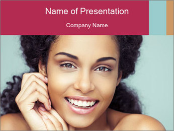 0000083205 PowerPoint Template - Slide 1