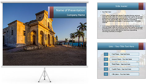 0000083211 PowerPoint Template