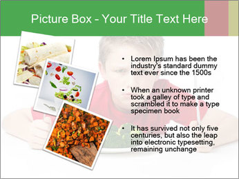 0000083214 PowerPoint Template - Slide 17
