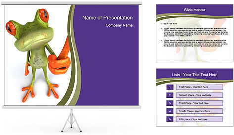 0000083218 PowerPoint Template