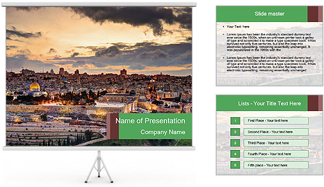 0000083229 PowerPoint Template