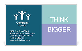 0000083230 Business Card Template