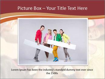 0000083231 PowerPoint Template - Slide 15