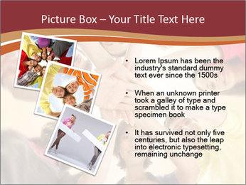 0000083231 PowerPoint Template - Slide 17
