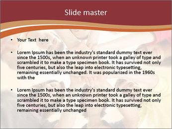 0000083231 PowerPoint Templates - Slide 2