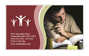 0000083237 Business Card Template