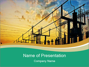 0000083275 PowerPoint Template - Slide 1