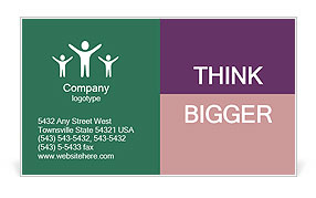 0000083277 Business Card Template