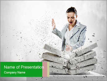 0000083281 PowerPoint Template - Slide 1