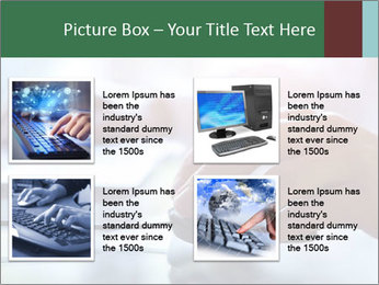 0000083290 PowerPoint Templates - Slide 14