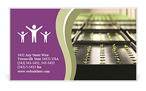 0000083300 Business Card Template