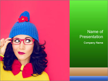 0000083306 PowerPoint Templates - Slide 1