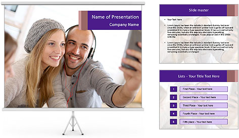 0000083310 PowerPoint Template