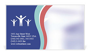 0000083325 Business Card Template